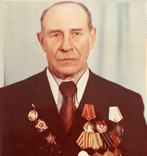 Алябьев Григорий Гаврилович