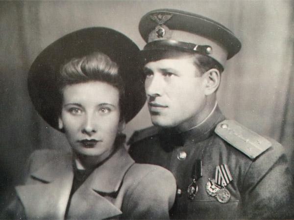 Алябьева Мария Ивановна,  Алябьев Григорий Гаврилович